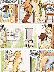 Free Cartoon Comics Sex